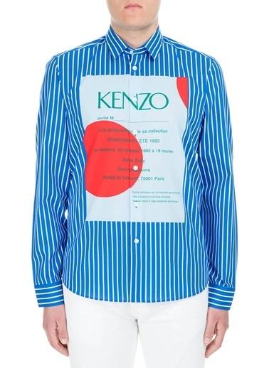 Kenzo Gömlek Saks